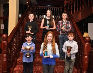 Feis Cup and Trophy winners