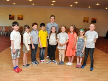 'Magical sites' cast are our students